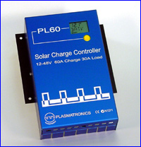 Picture of a PL60 control unit